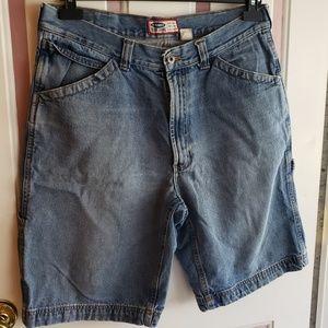 4 mens Jean bottoms